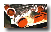 Coated Pipe Interiors - Friction Reduction - 2000 Series