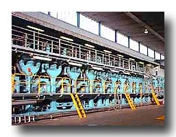 Ecological Coatings - Non-Stick Coating For Paper Machine